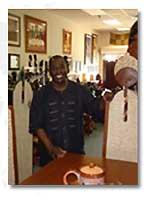 Maxwell Edusei, Owner, African Loom Inc.